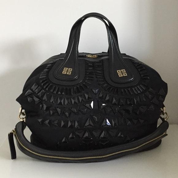 Givenchy Handbags - GIVENCHY rare medium Nightingale by
